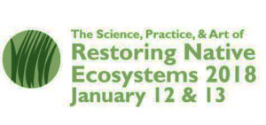 Restoring Native Ecosystems Conference